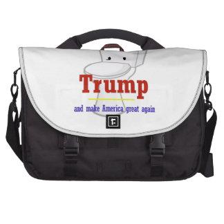 Engranaje americano de la elección del triunfo de bolsas para portátil