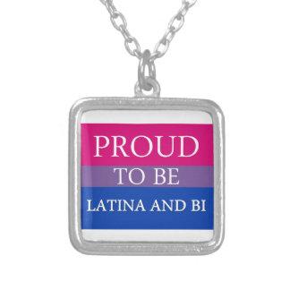 Engranaje bisexual del orgullo joyería