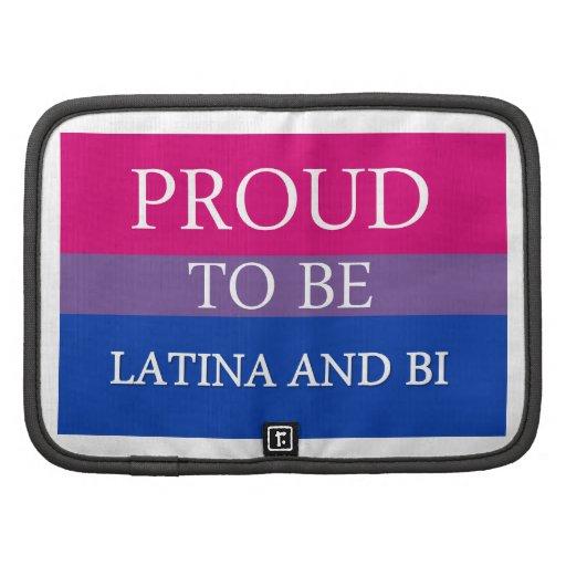 Engranaje bisexual del orgullo planificador