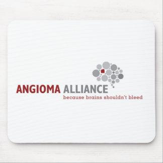 Engranaje clásico del logotipo de Alliance del Mouse Pad