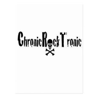 Engranaje crónico de Tronic de la roca Postal