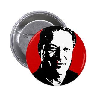 Engranaje de Al Gore Pin