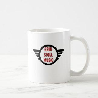Engranaje de alas oficial de la música de Erin Taza De Café