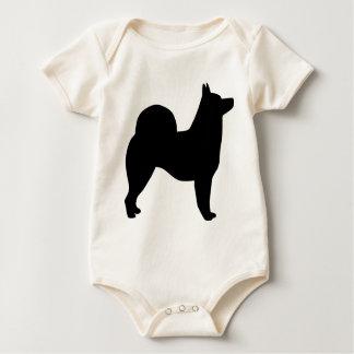 Engranaje de Alaska de Klee Kai Body Para Bebé