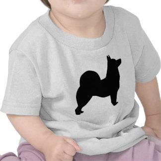Engranaje de Alaska de Klee Kai Camisetas