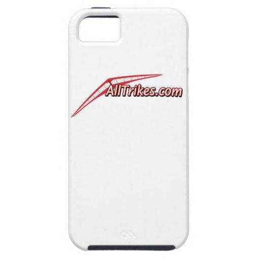 engranaje de AllTrikes.com iPhone 5 Case-Mate Protectores