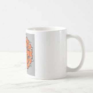 Engranaje de anillo del Fox Tazas De Café