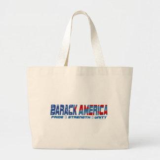 Engranaje de Barack América Bolsa De Mano