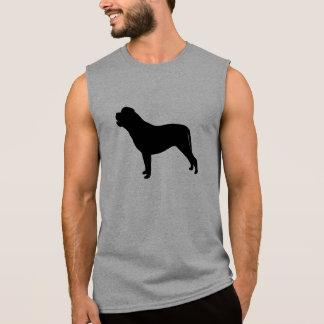 Engranaje de Bullmastiff Camisetas Sin Mangas