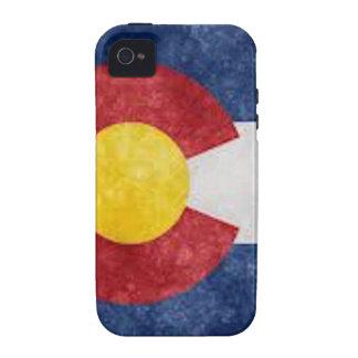 Engranaje de Colorado Case-Mate iPhone 4 Funda