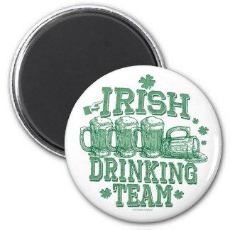 Engranaje de consumición irlandés del equipo imán redondo 5 cm