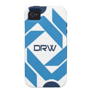 Engranaje de DRW Mobius iPhone 4 Carcasa