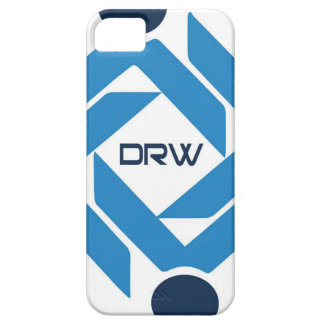 Engranaje de DRW Mobius iPhone 5 Fundas