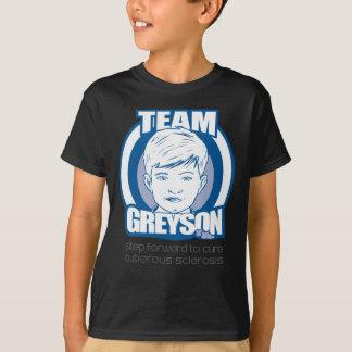 Engranaje de Greyson del equipo Polera