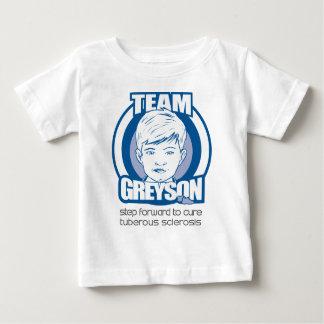 Engranaje de Greyson del equipo Remeras