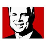 Engranaje de John McCain Postales
