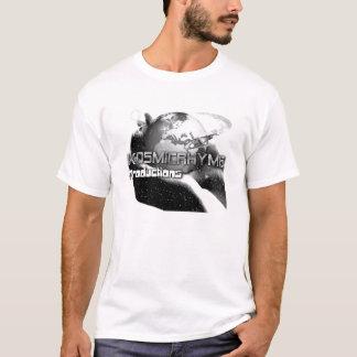 Engranaje de Kosmic mi camiseta del mundo