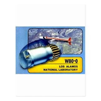 Engranaje de la cabeza W80 -- ¡Una de las mejores  Tarjeta Postal