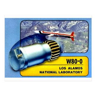 Engranaje de la cabeza W80 -- ¡Una de las mejores Postal