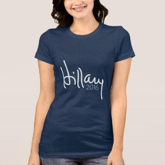 Engranaje de la campaña de Hillary Clinton 2016 Camiseta