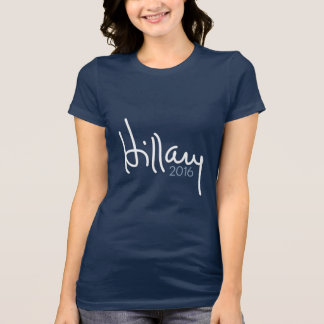 Engranaje de la campaña de Hillary Clinton 2016 Remeras
