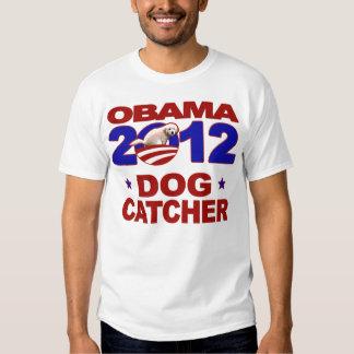 Engranaje de la campaña de Obama 2012 Playeras