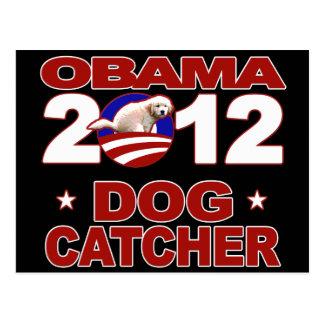Engranaje de la campaña de Obama 2012 Postal
