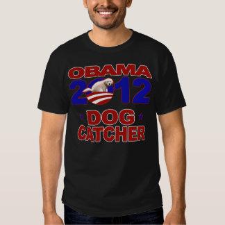 Engranaje de la campaña de Obama 2012 Remera