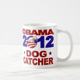 Engranaje de la campaña de Obama 2012 Taza Clásica