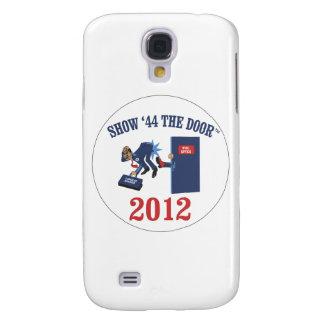 Engranaje de la campaña de Romney-Ryan Funda Para Galaxy S4