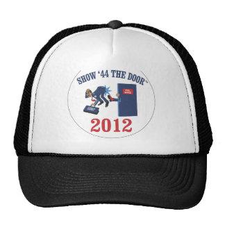 Engranaje de la campaña de Romney-Ryan Gorros Bordados