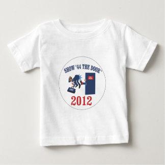 Engranaje de la campaña de Romney-Ryan Playera