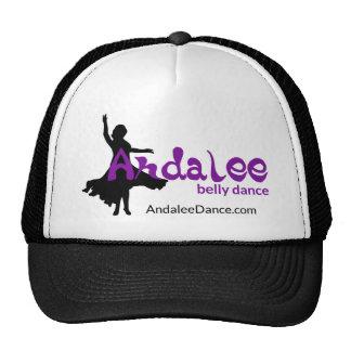 Engranaje de la danza de Belly de Andalee Gorras