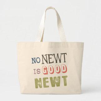Engranaje de la elección 2012 del Anti-Newt Bolsa De Mano