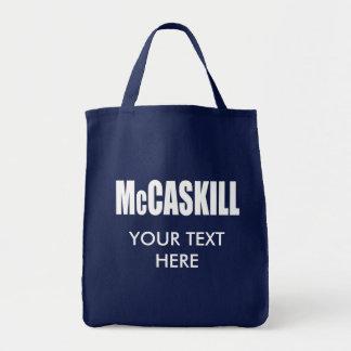 Engranaje de la elección de CLAIRE MCCASKILL Bolsa