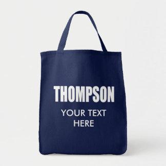 Engranaje de la elección de FRED THOMPSON Bolsas De Mano
