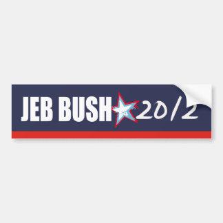 Engranaje de la elección de JEB BUSH Pegatina Para Auto