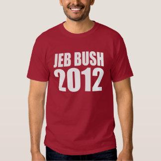 Engranaje de la elección de JEB BUSH Remeras