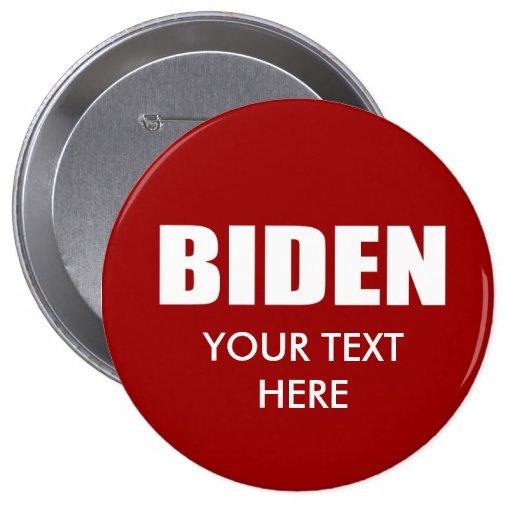 Engranaje de la elección de JOE BIDEN Pin