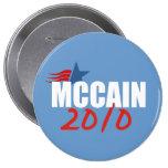 Engranaje de la elección de JOHN MCCAIN Pin