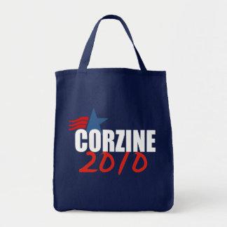 Engranaje de la elección de JON CORZINE Bolsa De Mano