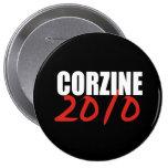 Engranaje de la elección de JON CORZINE Pin