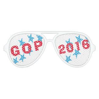 Engranaje de la elección de las estrellas del GOP Lentes De Fiesta