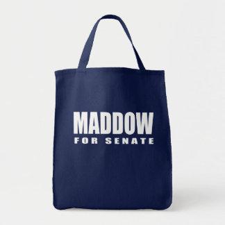 Engranaje de la elección de MADDOW Bolsa Lienzo