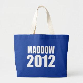 Engranaje de la elección de MADDOW Bolsas Lienzo