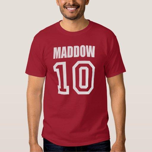Engranaje de la elección de MADDOW Poleras