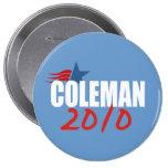 Engranaje de la elección de NORM COLEMAN Pin Redondo De 4 Pulgadas