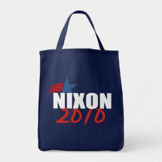 Engranaje de la elección de RICHARD NIXON Bolsa Lienzo