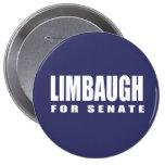 Engranaje de la elección de RUSH LIMBAUGH Pin