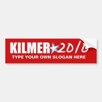 Engranaje de la elección de VAL KILMER Pegatina De Parachoque
